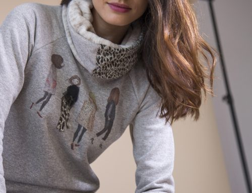 Nicté Collie y Noos Noos….  #new collection